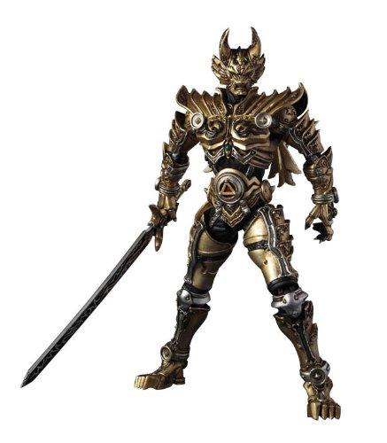 SIC Ultimate Garo Gold Knight action figure