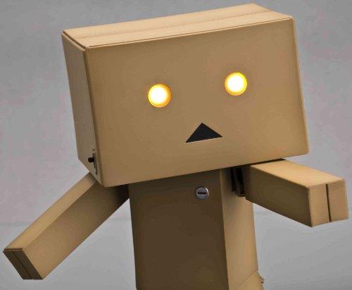 Danbo, the cardboard robot!