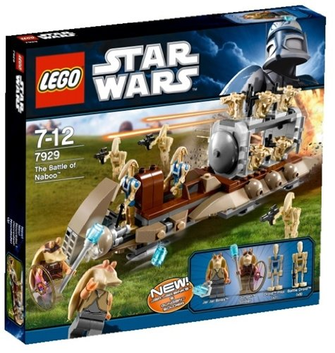 LEGO: Star Wars: The Battle of Naboo