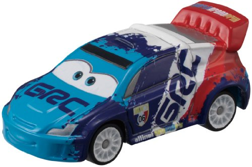 TOMICA Disney Pixar Cars Series by Takara Tomy - My Way or t...
