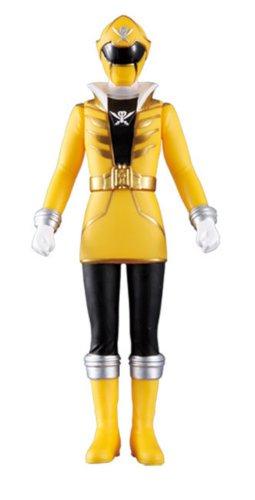 Sentai Hero Series 03 - Gokai Yellow
