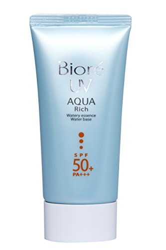 Biore Sarasara Uv Aqua Rich Waterly Essence...