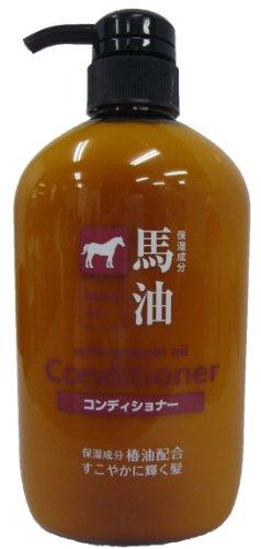 Horse Oil Non-silicon Conditioner Japan Import