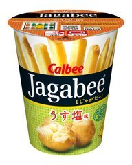 Salty Potato Stick - Jagabee - Snack By Calbee...