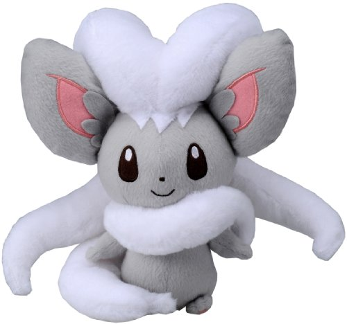 Pokemon Best Wishes Black And White Plush Doll...