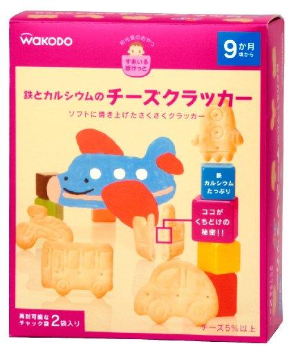 Wakodo Baby Snacks!