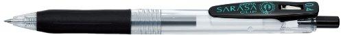 10pcs Zebra Sarasa JJS15 Push Clip Gel Ink Pen...