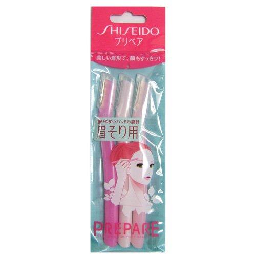 FT Shiseido Eyebrow Razor 3pcs