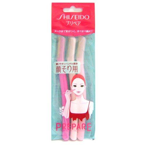 FT Shiseido Facial Razor 3pcs(L)