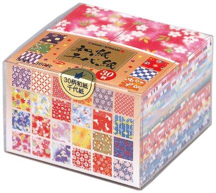 Washi Origami- Set of 30 Designs