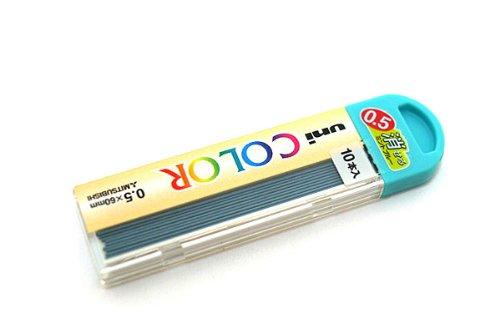 Uni Color Pencil Lead - 0.5 mm - Soft Blue