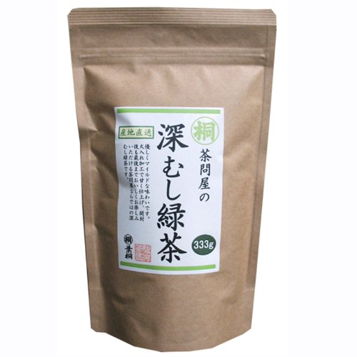 深むし緑茶 Japanese Pure Green Tea...