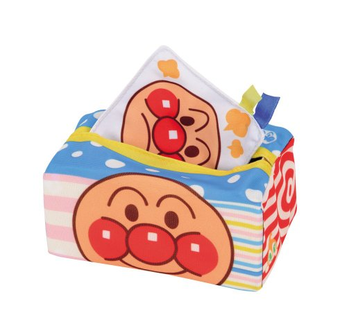 Anpanman tissue to get out more and more come...
