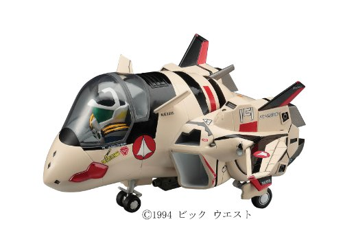 YF-19 'Egg Plane' (Plastic model kit) Hasegawa...