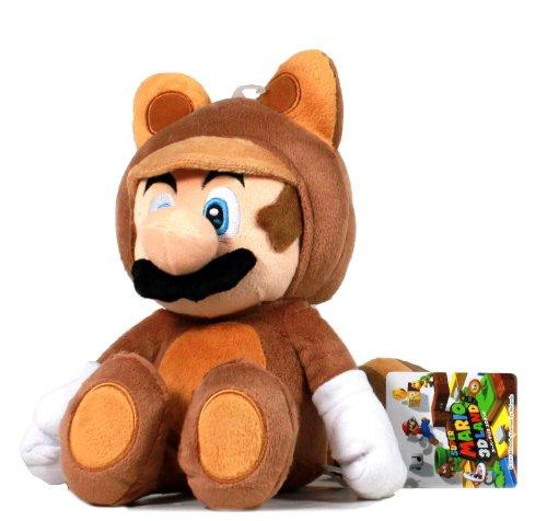 Super Mario Plush dolls!