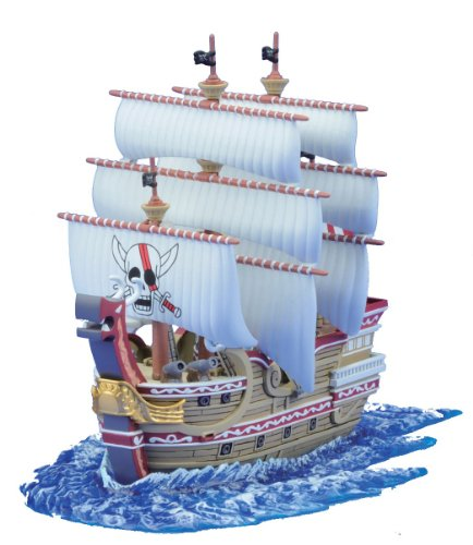 """Bandai Hobby Red Force """"One Piece"""" - Grand..."""