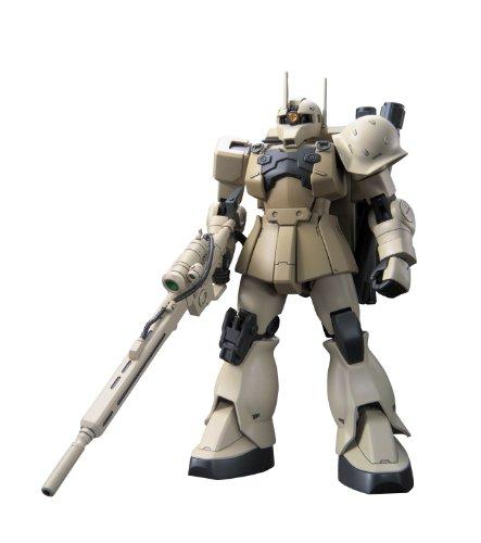 Zaku I Sniper Type (Yonem Kirks Custom) (HGUC)...