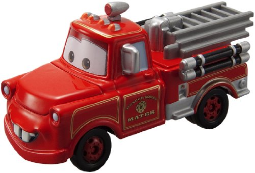 Cars Tomica TOON Rescue Squad Mater Disney...
