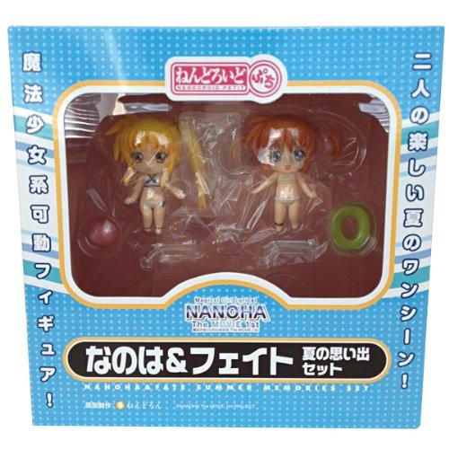 Nendroid Petit Miniture Nanoha & Fate Summer...