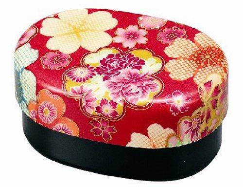 Hakoya Flower Pattern Lunch Boxes!