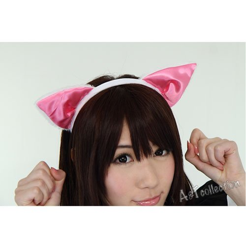 Cat Ears Headbands!