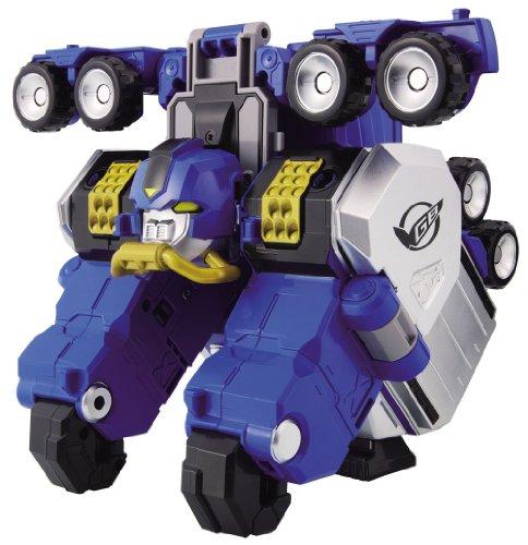 Power Rangers Tokumei Sentai Go Busters...