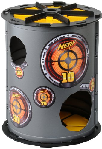 NERF N-Strike Eleven shooting pot (japan import)