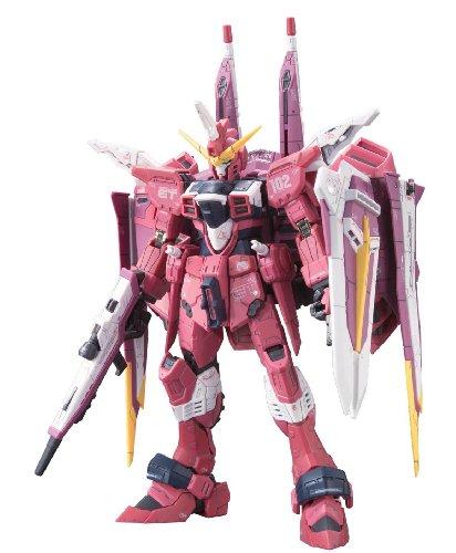 Bandai Hobby No.09 Justice Gundam Seed...