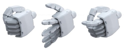 Builders Parts Hd 1/144 Ms Hand 02...