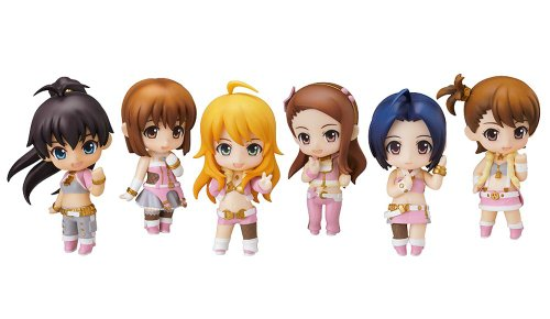 Nendoroid Petit : THE IDOLM@STER2 Stage 02 Case 7