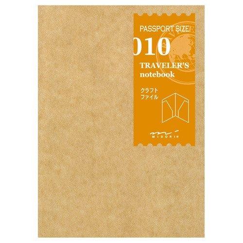 Midori Traveler's Notebook Passport Size...