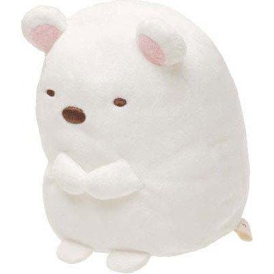 "San-x Sumikko Gurashi Plush 6"" Polar Bear"