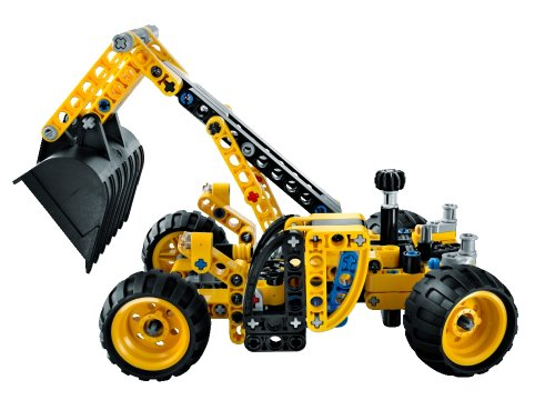 LEGO Technic 42004 Mini Backhoe Loader7