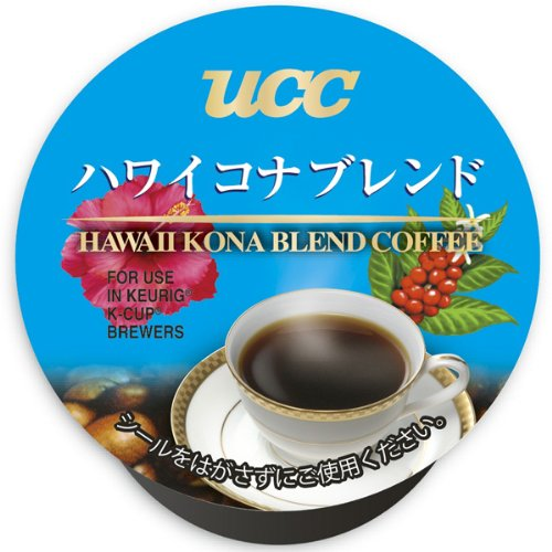 Brewster UCC Hawaii Kona blend 8g ~ 12 pieces