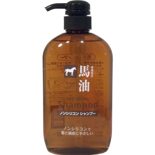 Kumano fat horse oil shampoo and conditioner...