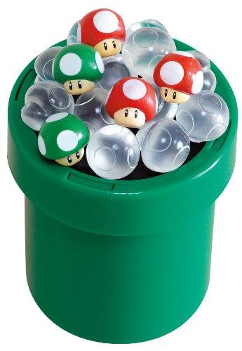 Super Mario mushroom balance game is full...