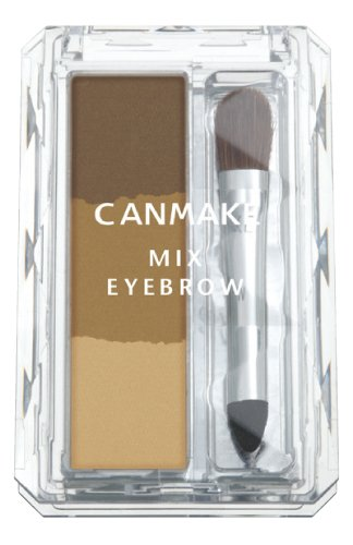 CANMAKE Mix Eyebrow 03 Soft Brown