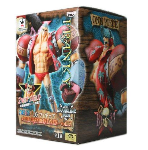 Banpresto One Piece 48073 Grandline Men:...