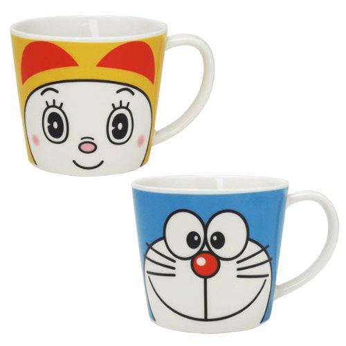 Doraemon Face Mugs!