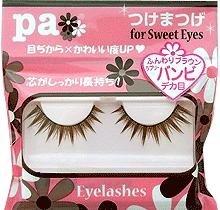 Japanese Makeup - Eyelashes