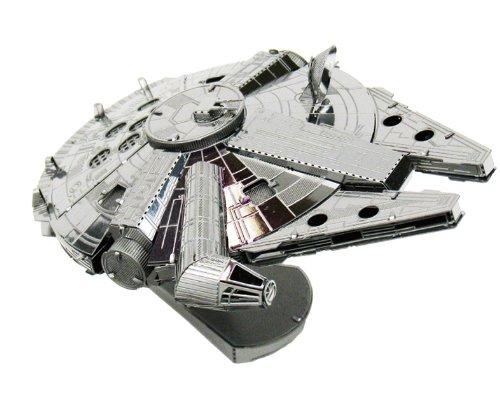 Star Wars metallic nano puzzle Millennium...