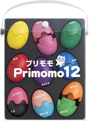 Primomo Crayons!