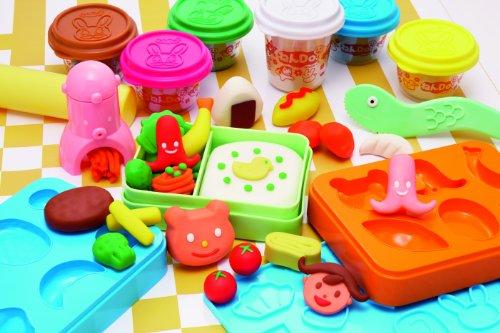 Ninen Do! Japanese play dough