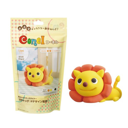 "Creative Clay Kit Conel ""Lion""#4927"
