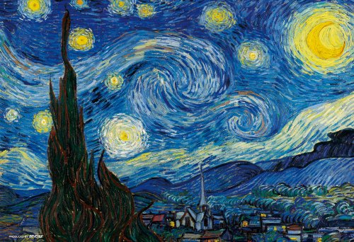 M71-862 1000 Micro Piece Starry Night