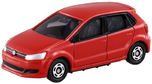 Tomica No.109 Volkswagen Polo blister (japan...