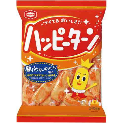 Kameda Seika Happy Turn, Japanese Rice Cake,...