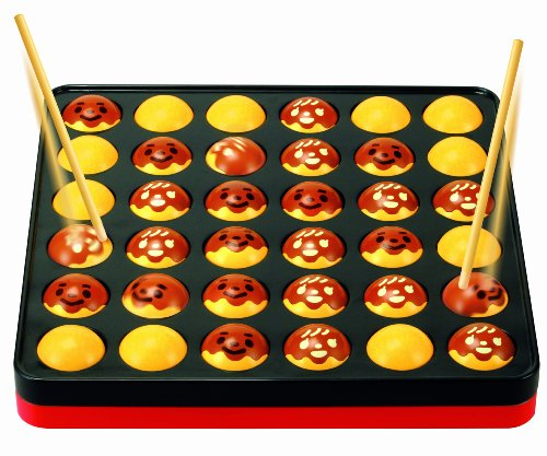 Japanese Cuisine - Takoyaki!