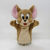 Tom & Jerry Jerry Hand Puppet (japan import)