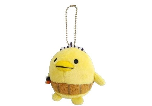 Baryi's mascot pretend Baryi's mini if we...